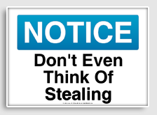 steal-sign