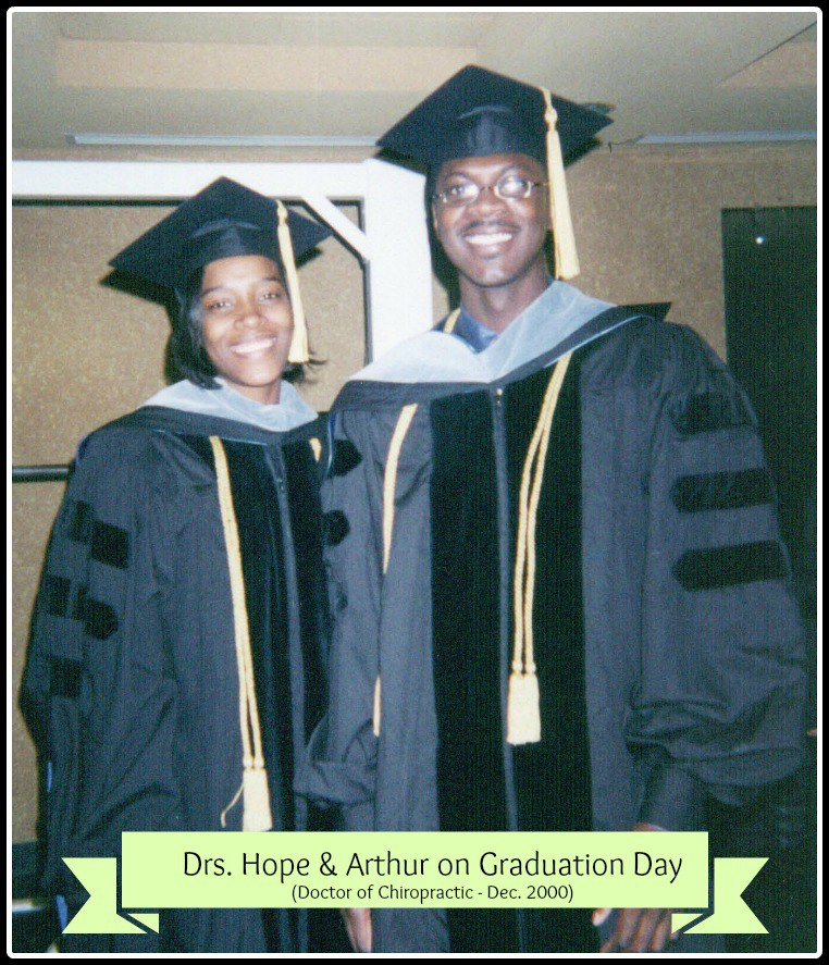 Hope and Art garduation