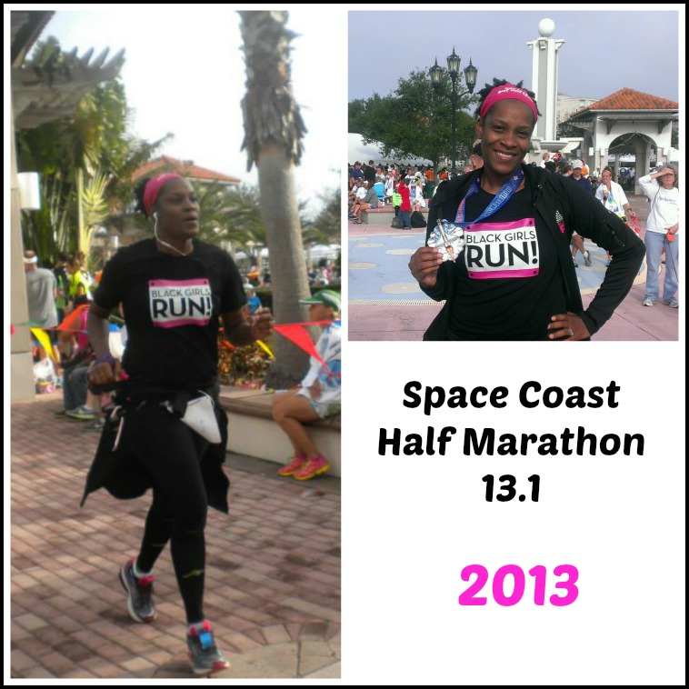 Space Coast finish collage