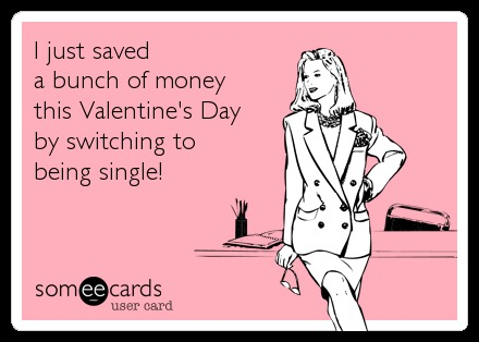 single on Valentines